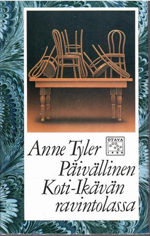 Tyler, Anne:  Päivällinen Koti-ikävän ravintolassa