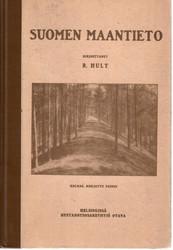 Hult, Ragnar: Suomen maantieto