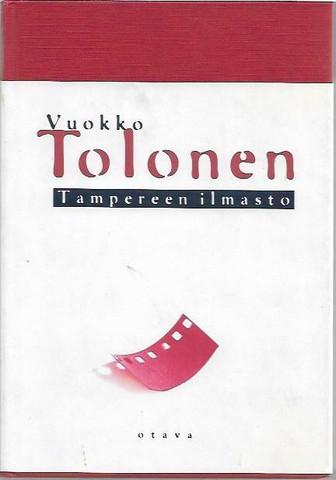 Tolonen, Vuokko: Tampereen ilmasto