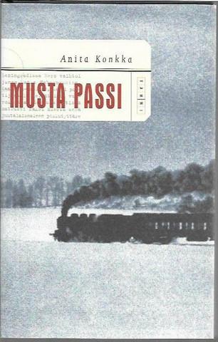 Konkka, Anita: Musta passi