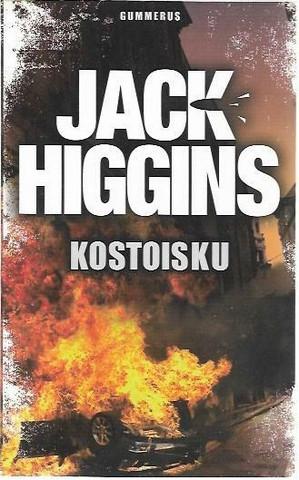 Higgins, Jack: Kostoisku