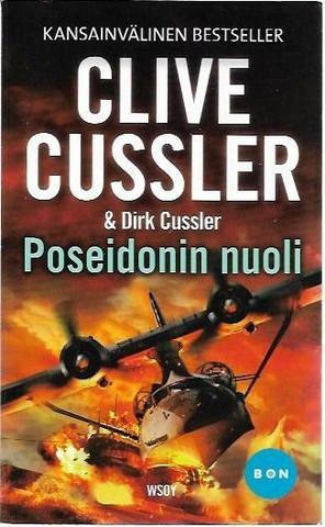 Cussler, Clive & Cussler, Dirk: Poseidonin nuoli