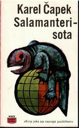 Čapek, Karel: Salamanterisota