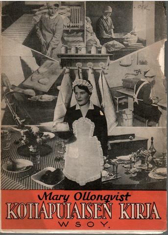 Ollonqvist, Mary: Kotiapulaisen kirja