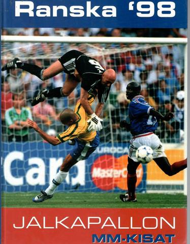 Ranska '98 : jalkapallon MM-kisat