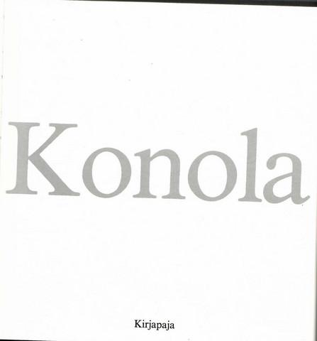 Konola, Hannu:  Hannu Konola