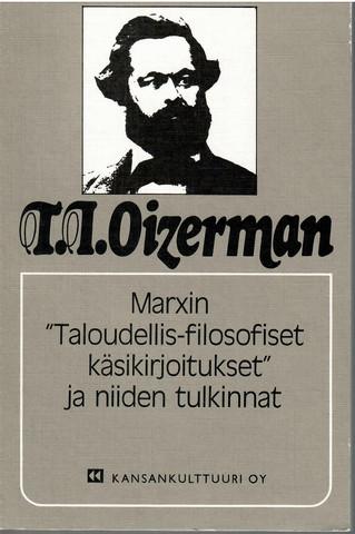 Oizerman, T. I.: Marxin