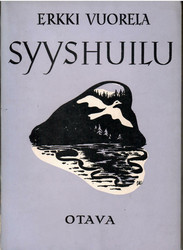 Vuorela, Erkki: Syyshuilu : runoja