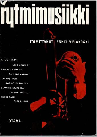 Melakoski, Erkki (toim.): Rytmimusiikki
