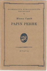 Canth, Minna: Papin perhe