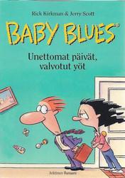 Kirkman, Rick & Scott, Jerry: Baby Blues - Unettomat päivät, valvotut yöt