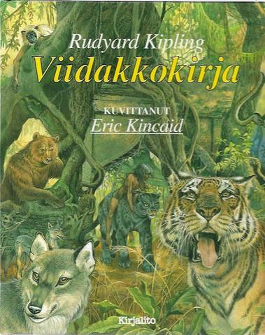 Kipling, Rudyard: Viidakkokirja