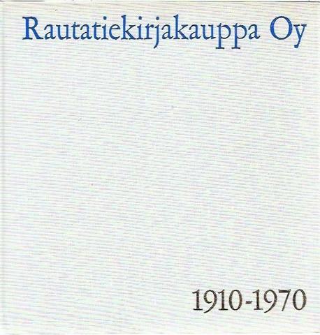 Kastemaa, Matti J.: Rautatiekirjakauppa Oy - 1910-1970
