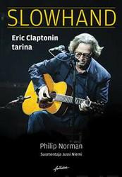 Norman, Philip: Slowhand : Eric Claptonin tarina
