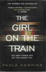 Hawkins, Paula: The Girl on the Train