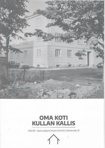 Eskelinen, Leena et. al. (toim.): Oma Koti kullan kallis