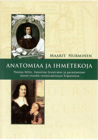 Nurminen, Maarit: Anatomiaa ja ihmetekoja