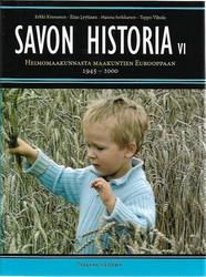 Kinnunen, Erkki ...: Savon historia 6