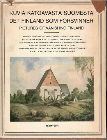Hirn, Marta (toim.): Kuvia katoavasta Suomesta