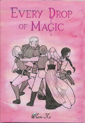 Kekkonen, Natalia: Every Drop of Magic
