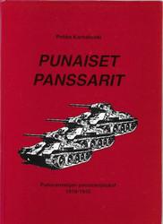 Kantakoski, Pekka: Punaiset panssarit - Puna-armeijan panssarijoukot 1918-1945