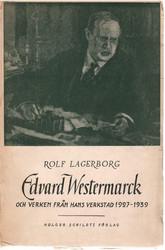 Lagerborg, Rolf: Edvard Westermarck och verken från hans ...