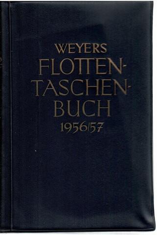 Bredt, Alexander: Weyers Flottentaschenbuch 1956/57