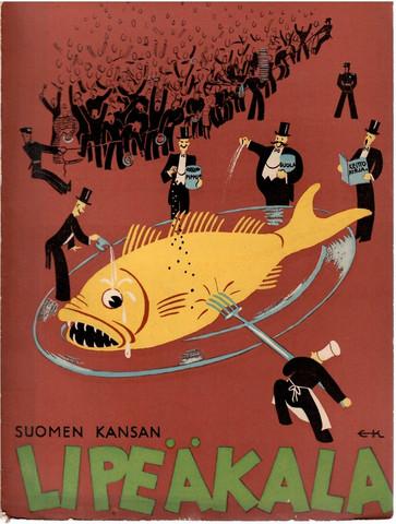 Lipeäkala 1936