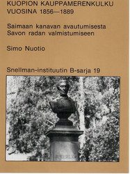 Nuotio, Simo: Kuopion kauppamerenkulku vuosina 1856-1889