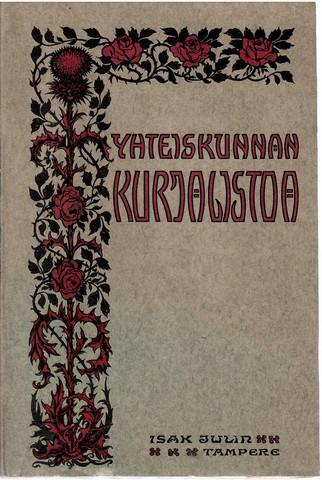 Johannesdotter, Anna Mathilda Cecilia: Yhteiskunnan kurjalistoa