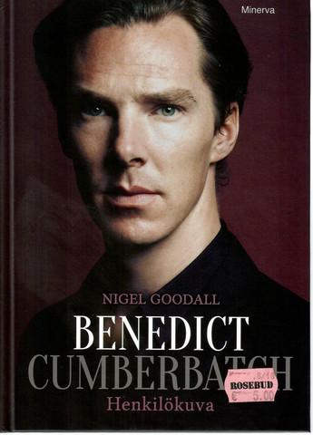 Goodall, Nigel: Benedict Cumberbatch : henkilökuva