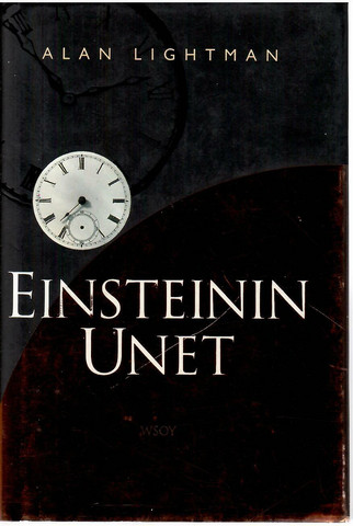 Lightman, Alan: Einsteinin unet