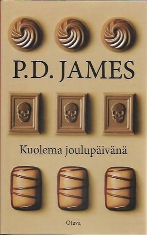 James, P. D.: Kuolema joulupäivänä : kuusi murhaavaa kertomusta