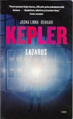 Kepler, Lars: Lazarus