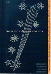 Pursiainen, Terhi: Sigfridus Aronus Forsius