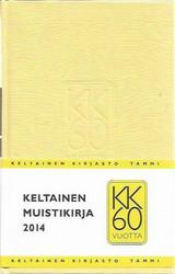 Keltainen muistikirja 2014
