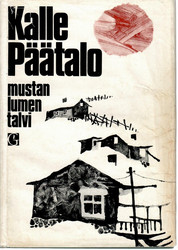 Päätalo, Kalle; Mustan lumen talvi : Romaani