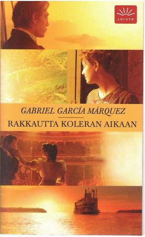 García Márquez, Gabriel: Rakkautta koleran aikaan