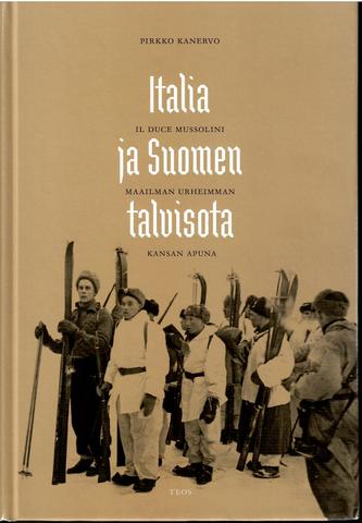 Kanervo, Pirkko: Italia ja Suomen talvisota