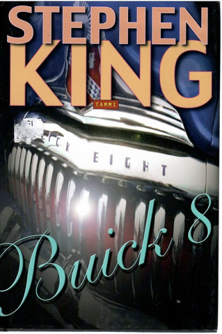 King, Stephen: Buick 8
