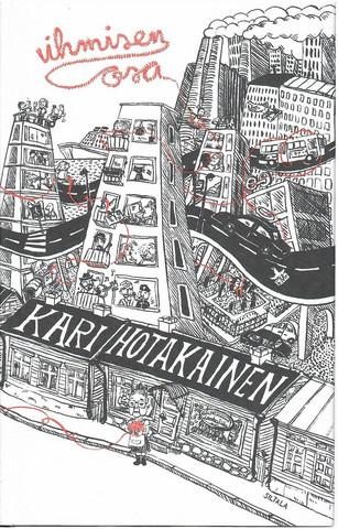 Hotakainen, Kari: Ihmisen osa