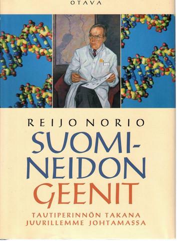 Norio, Reijo: Suomi-neidon geenit
