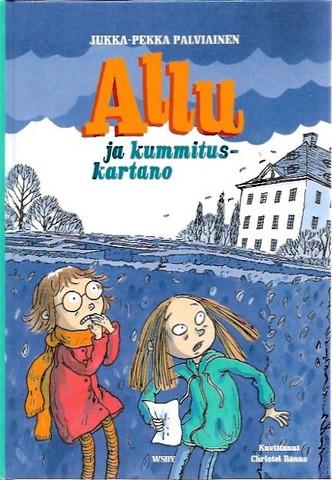 Palviainen, Jukka-Pekka: Allu ja kummituskartano