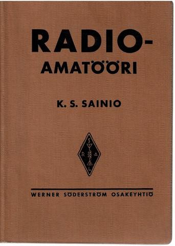 Sainio, K. S.: Radioamatööri