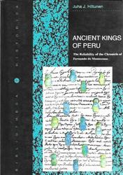 Hiltunen, Juha: Ancient kings of Peru