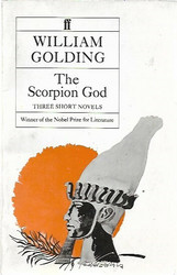 Golding, William: The Scorpion God - Three Short Novels
