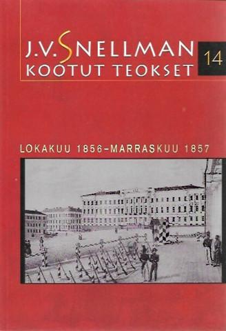 Savolainen, Raimo (toim.): J.V. Snellman : Kootut teokset 14