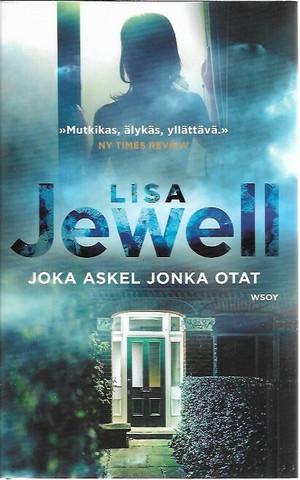 Jewell, Lisa: Joka askel jonka otat