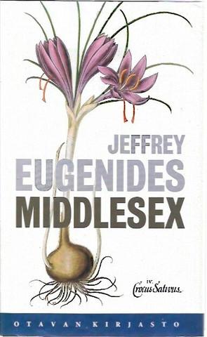 Eugenides, Jeffrey: Middlesex