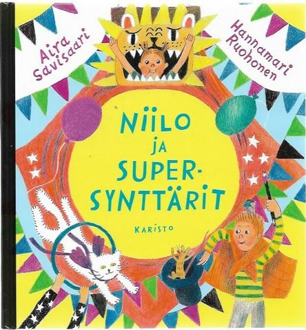 Savisaari, Aira: Niilo ja supersynttärit